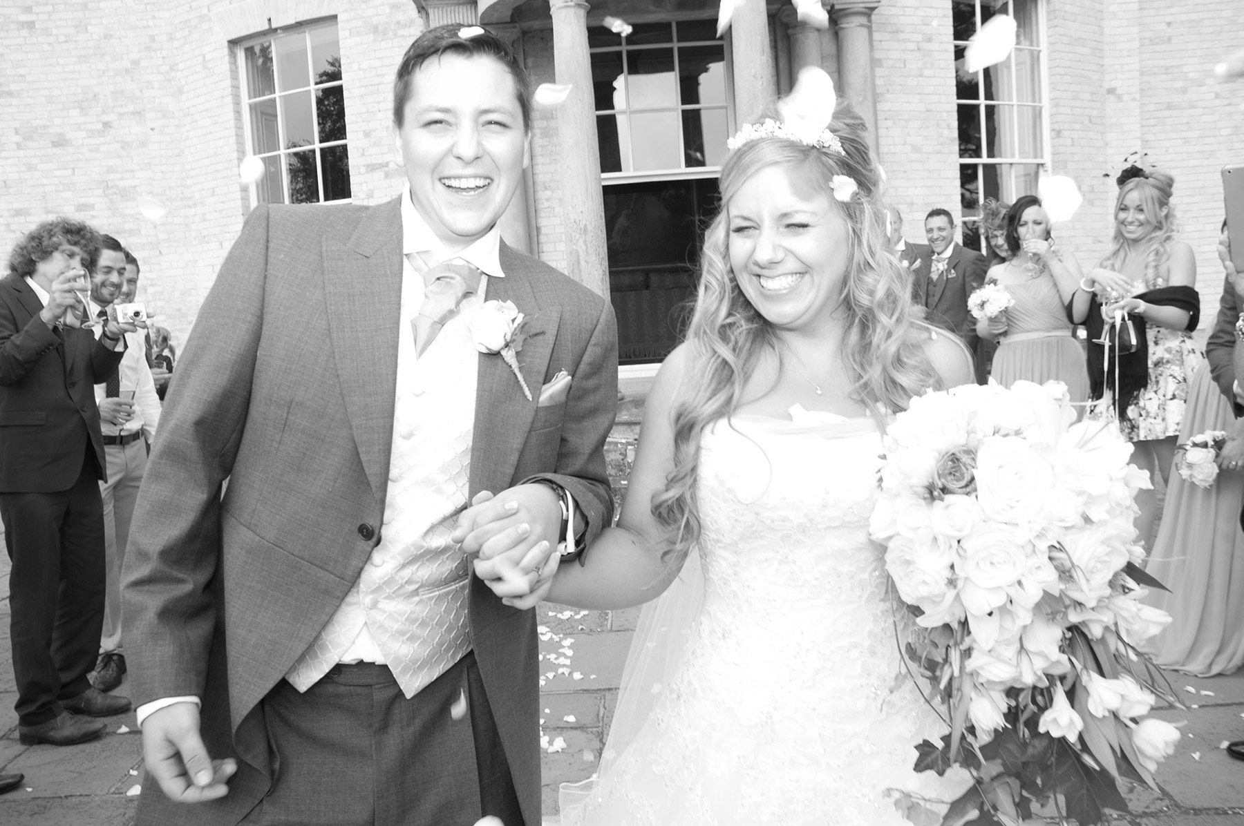 Kayleigh and Billy Wedding