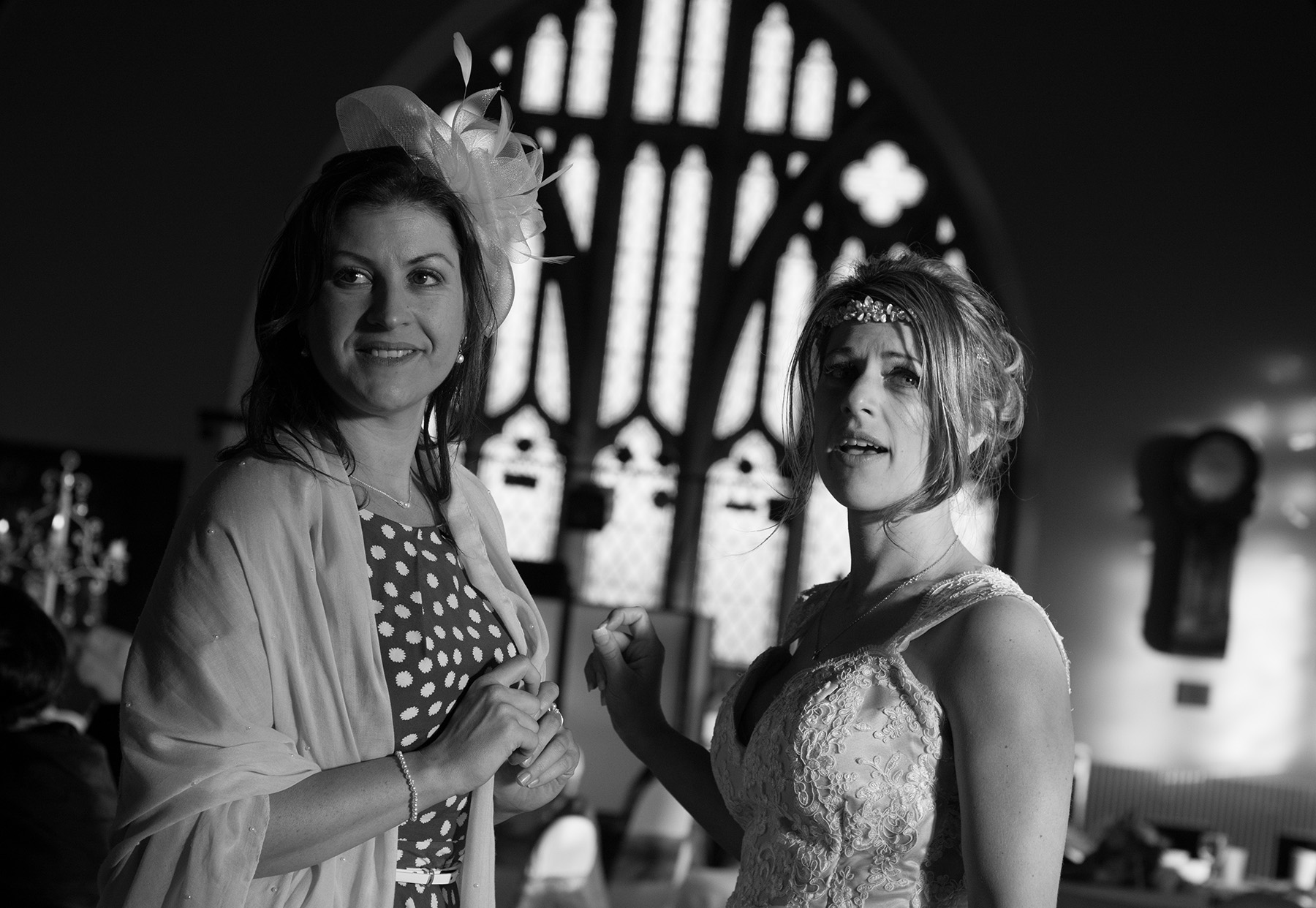 Rhea and Andy Clifton College Wedding Bristol