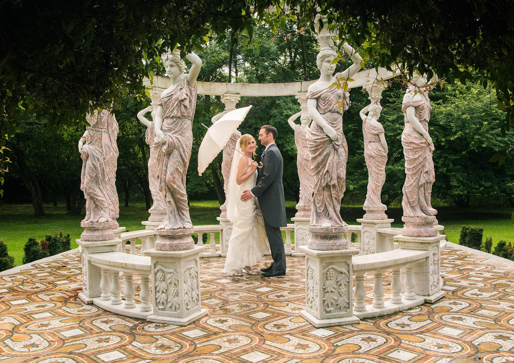 Liza and Andy Wedding