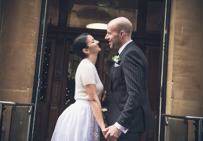Wedding Photography Bristol Registry Office Angela and Ben