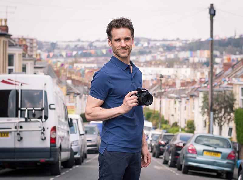 Karl Moriarty Bristol Wedding Photographer Profile Photo